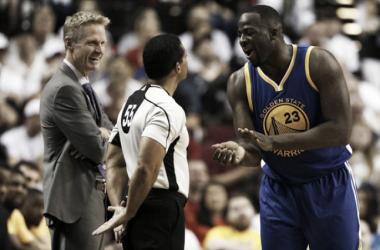La NBA decide no sancionar a Draymond Green