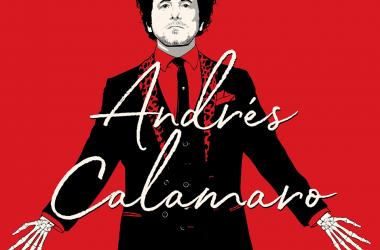 'Cargar la Suerte', el nuevo disco de Andrés Calamaro | Foto: Facebook oficial de Andrés Calamaro<div><br></div>