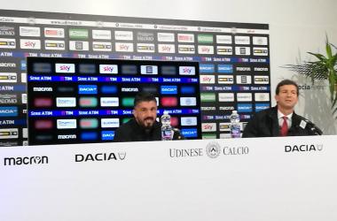 Gennaro Gattuso. Fonte: Davide Marchiol