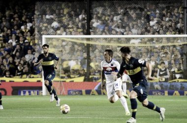 La Ardilla tuvo minutos en La Bombonera (Foto: Tigre Oficial).
