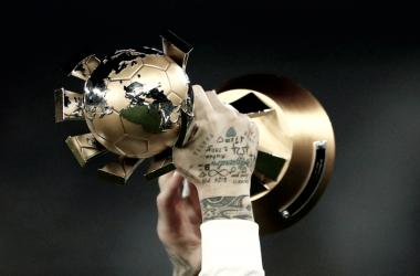 El Real Madrid, acostumbrado a levantar trofeos internacionales / Foto: Real Madrid C.F.