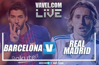 Resumen Barcelona vs Real Madrid (5-1)