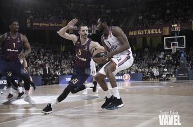 Empiezan los playoffs de la Euroliga para el Barça