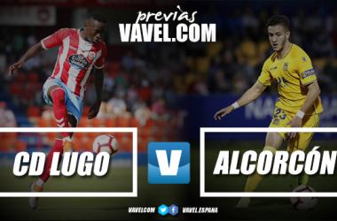 Previa Lugo - Alcorcón | Fotomontaje VAVEL