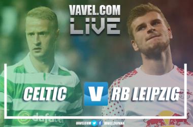 Celtic vs RB Leipzig en vivo y en directo online en Europa League 2018. | Imagen: Dani Souto (VAVEL)