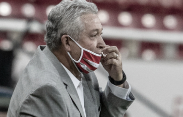 Vucetich confirma participación de Chicote Calderón con el Tapatío