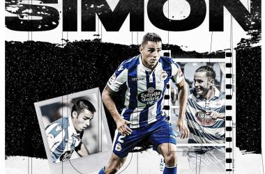David Simón, último refuerzo del FC Cartagena para el lateral derecho