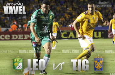 Previa León - Tigres: a comenzar con el pie derecho