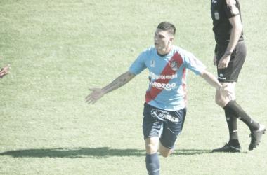 """Álvarez Suárez: """"Estamos feliz por haber ganado el clásico"""""""