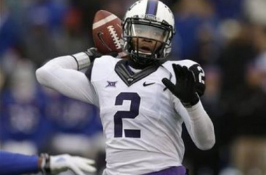 TCU Begins Quest For College Football Playoff Thursday Night Against Hungry Minnesota