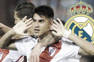 Palacios tendrá todo acordado con el conjunto español. Foto: Marca