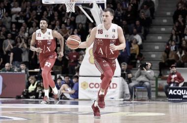 Lega Basket Serie A: Nedovic pone fin a su etapa en Milán