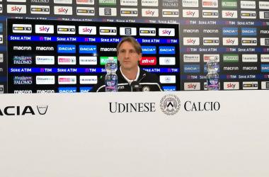 """Udinese - Nicola: """"Poco tempo, ma concetti chiari, voglio una squadra aggressiva"""""""