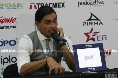 """Francisco Palencia: """"No reconocí a mi equipo"""""""