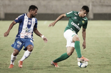 Paysandu bate Cuiabá fora de casa e sai em vantagem na final da Copa Verde