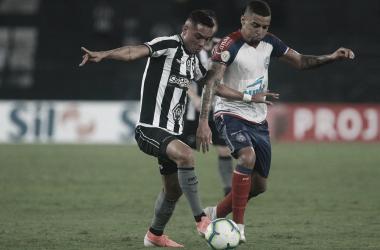 Bahia recebe Botafogo com G-6 na mira