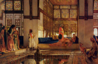 La Sevilla de Al-Mutamid. Foto: www.secretolivo.com