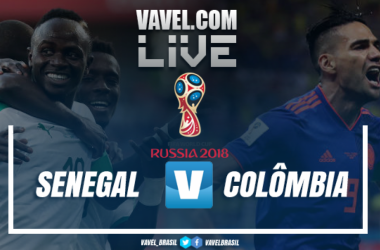 Resultado de Senegal x Colômbia na Copa do Mundo 2018 (0-1)