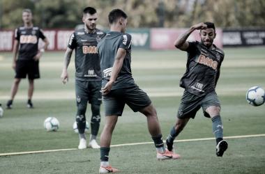 Com time misto, Atlético-MG estreia na Sul-Americana contra Unión La Calera