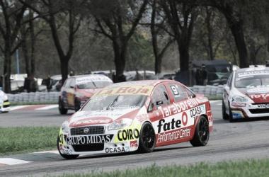 Leonel Pernía se llevó una victoria en Clase 3 | Foto: APAT.