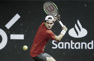 Thiago Wild joga bem e vence Bagnis na estreia do Chile Open