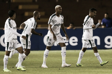 (Foto: Cesar Greco/SE Palmeiras)