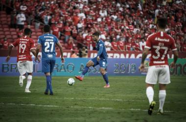 Jogo da ida da semifinal será no Mineirão. Partida da volta será 4 de setembro, no Beira-Rio (Foto: Vinnicius Silva/ Cruzeiro)
