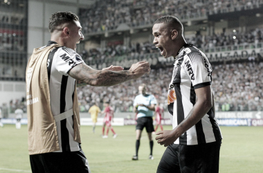 Atlético-MG vence Unión La Calera nos pênaltis e conquista vaga nas oitavas da Sul-Americana