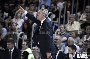 """Svetislav Pesic: """"Los jugadores tienen claro el objetivo e iremos a por ello"""""""