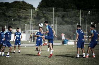 Foto: divulgação/Cruzeiro EC