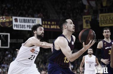 Previa FC Barcelona Lassa - Real Madrid Baloncesto: la cuarta batalla
