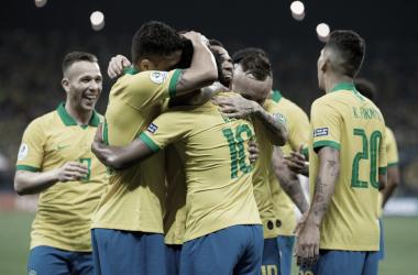Lideradas pelo Brasil, confira as seleções mais caras da Copa América 2019