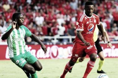 Cristian Dájome, nuevo refuerzo de Independiente del Valle. Foto: Futbolete.com.