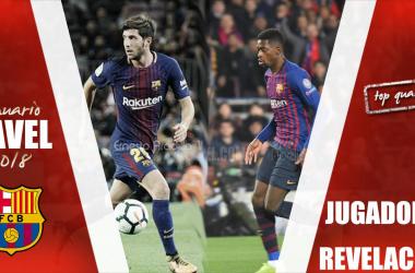 Anuario VAVEL FC Barcelona: Sergi Roberto y Dembélé dan un paso adelante