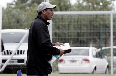 El Director Técnico del Expreso, Marcelo Gómez | Foto: Club Godoy Cruz