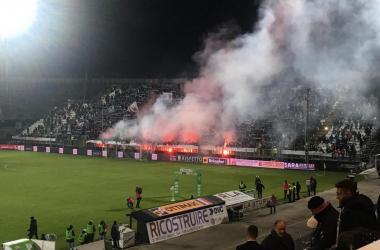 Serie B - Bisoli gela l'Ascoli, 1-1 al Del Duca