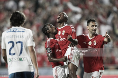 Benfica 2015/2016: os 3 melhores golos