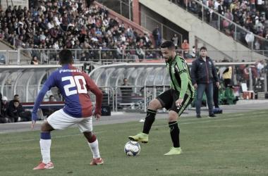 Em confronto 'direto', os dois times esperam contar com o tropeço do Atlético-GO(Foto: Estevão Germano / América)