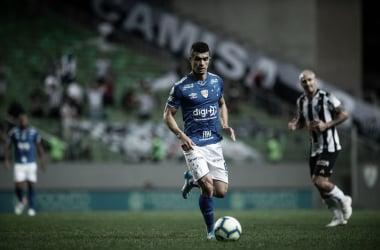Como mandante, a Raposa tem o quarto pior desempenho, com cinco vitórias em quinze jogos (Foto: Bruno Haddad/Cruzeiro )