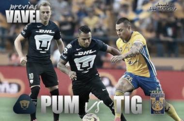 Previa Pumas - Tigres: el liderato se mantiene o pierde en CU (Foto | VAVEL México)