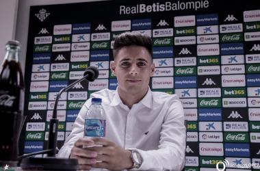 """Álex Moreno recuerda su estancia en el Barça: """"Para mí era hostia, que iba a entrenar con Messi"""""""