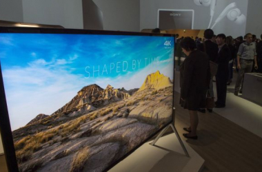 Sharp Astounds With New 8K Monitor, As Sony Brings HDR To Their 4K TV's