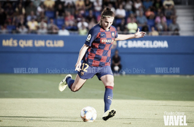 """Patri Guijarro: """"El primer objetivo es la liga"""""""