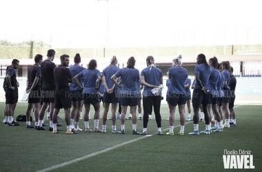 El Barça, listo para medirse a la Juventus