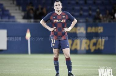 """Andrea Pereira: """"Cuando nos ponemos a jugar a nuestro fútbol todo sale bien"""""""