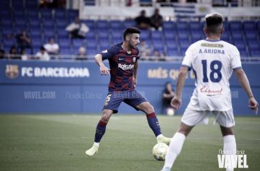 El Barça B volverá a jugar como local el próximo dia 27. FOTO: Noelia Déniz