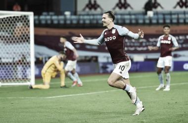 Capitão do Aston Villa, Jack Grealish deverá perder quinta partida consecutiva por lesão