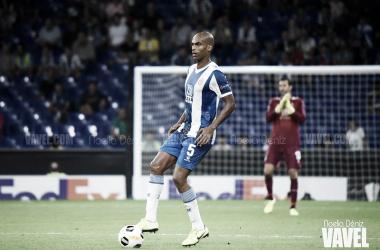 Naldo, jugador del RCD Espanyol. FOTO: Noelia Déniz