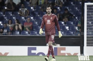 """Diego López: """"El de ayer fue un partido atípico"""""""