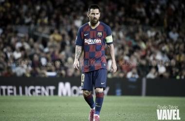 Histórico Messi, logra su séptimo trofeo Pichichi y supera a Zarra